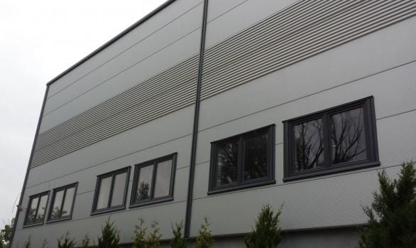 Przebudowa, remont i zagospodarowanie wnętrza hali biurowo-magazynowej przy ul. Krakowskiej we Wrocławiu