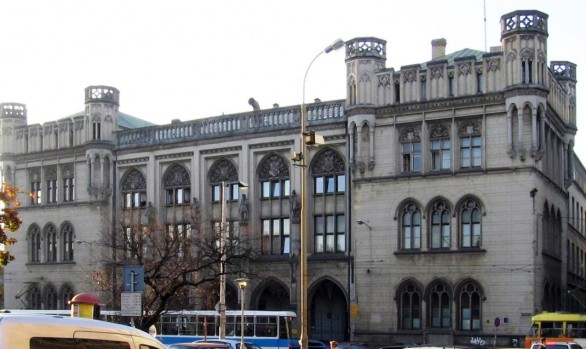 """Remont pomieszczeń budynku """"Gwardii"""" Wrocław"""