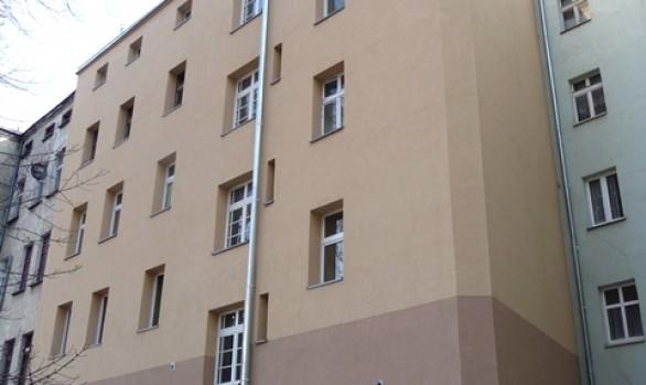 Remont budynku mieszkalnego wielorodzinnego zgodnie z nakazem PINB-u przy ul. Sępa Szarzyńskiego 44 we Wrocławiu