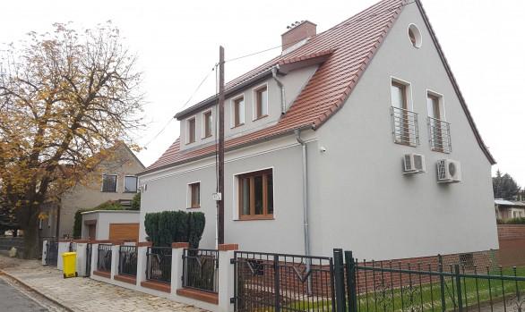Rozbudowa, Przebudowa, Remont budynku jednorodzinnego zabytkowego przy ul. Ślusarskiej we Wrocław