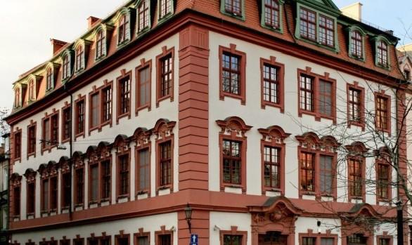 Wykonanie instalacji klimatyzacji wybranych pomieszczeń w budynku Filologii Romańskiej przy pl. bpa Nankiera 4 we Wrocławiu